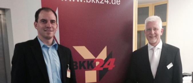 Besichtigung der BKK24