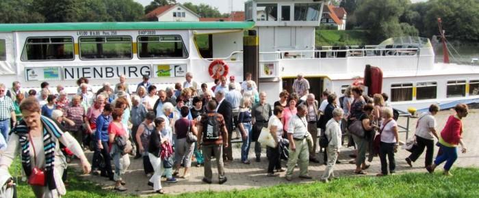 Trilaterales Bürgertreffen in Stolzenau