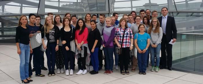 Realschule Langendamm in Berlin