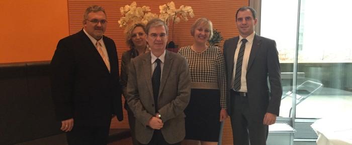 Rintelner Unternehmen Dieckmann präsentiert die Ergebnisse Jahrzehnte langer Entwicklungsarbeit in Berlin