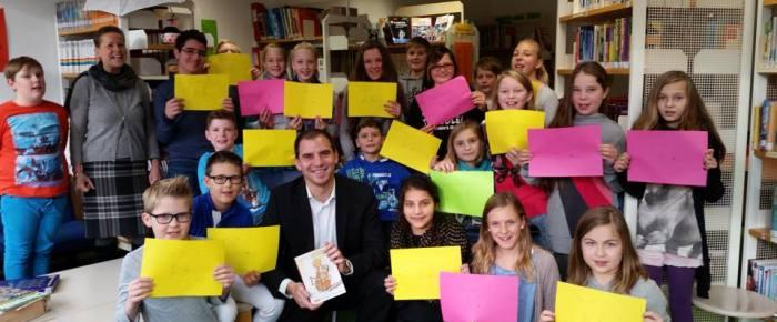 Internationaler Vorlesetag und 25 Jahre Kinderrechte