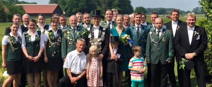 Das Schützenfest in Holtorf 2015 beginnt
