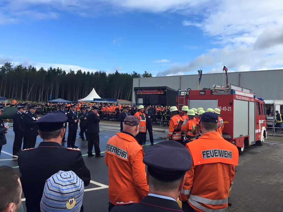 Landesentscheid Feuerwehr Niedersachsen