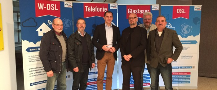 Breitband-Ausbau in der Region – Jetzt Förderung sichern!