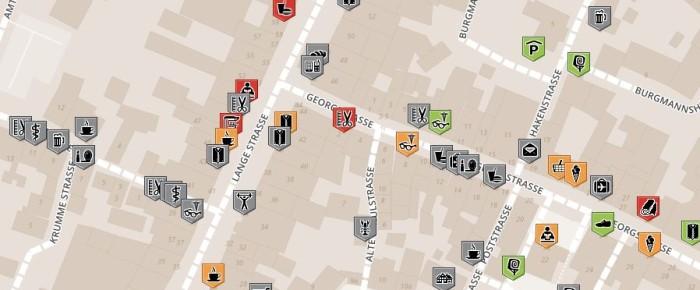 Aktionstag MapMyDay – Ein Bewusstsein für Barrieren