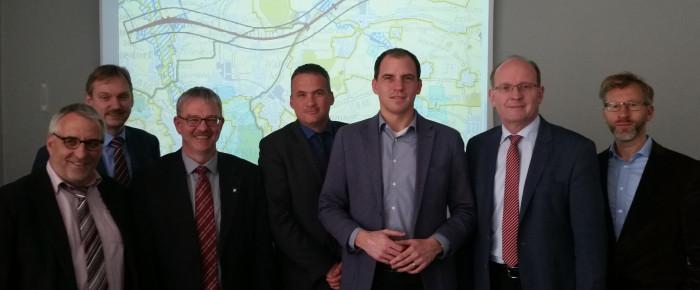 Bundesverkehrswegeplan: Beermann nimmt Fragen mit nach Berlin