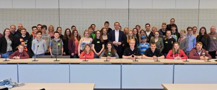 Jugendparlament der Kreisjugendfeuerwehr Nienburg