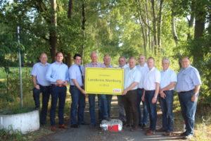 2016 8 20 Ortsumgehung Nienburg