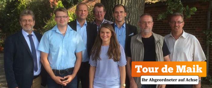 Tour de Maik: Änderungen im Erbschaftssteuerrecht – Für wen ändert sich was?