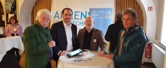 Interessant und aufschlussreich waren die 18. Solartage der Firma Ahrens im Bückeburger Rathaussaal