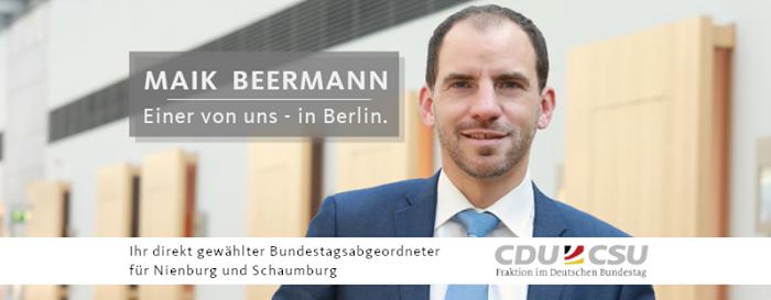 Maik Beermann hat sein/ihr Titelbild aktualisiert.