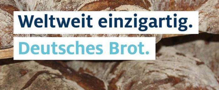 Heute ist der Tag des deutschen Brotes